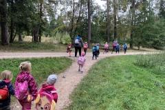 Výlet do Hradeckých lesů